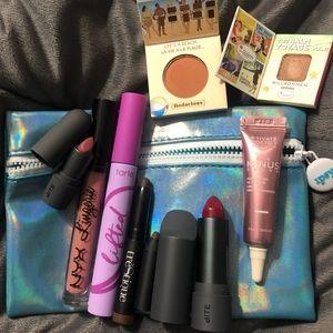 Makeup bundle and bag
